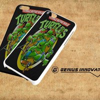 Teenage Mutant Ninja Turtle Samsung Galaxy S3 S4 S5 Note 3 , iPhone 4(S) 5(S) 5c 6 Plus , iPod 4 5 case