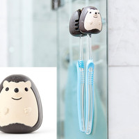 HEDGEHOG TOOTHBRUSH HOLDER