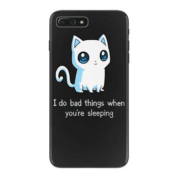 bad kitty iPhone 7 Plus Case