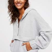Free People Looking Back Hoodie