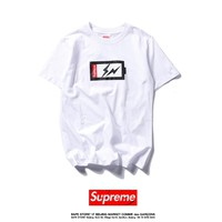 Cheap Women's and men's supreme t shirt for sale 501965868-0129