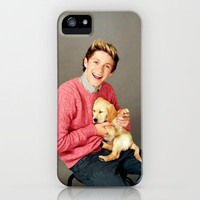 Niall Horan One Direction Labrador Retriever Puppy iPhone Case by Toni Miller | Society6