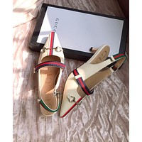 Gucci Fashion casual sandals-2