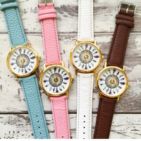 Dream Catcher Leather Band Watches #W37