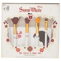 e.l.f. Disney Snow White Brush Collection Gift Set | Walgreens