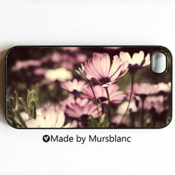 Iphone 4 Case Paris Flowers France Bloom Sweet by HipsterCases