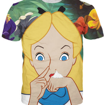 Alice in Cocaland T-Shirt
