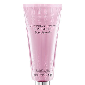 NEW! Bombshell Pink Diamonds Shimmer Lotion