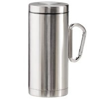 Stainless Steel Travel Mug with Clip