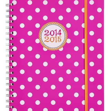 Polka Party Large Weekly/Monthly Planner by Studio C | Studio C by Carolina Pad