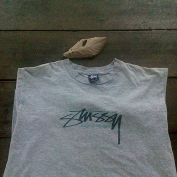 Stussy Original Design 90s vintage shirt