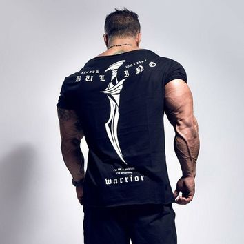 New Fitness Sport Shirt Men Rashgard Mens Quick Dry Fit Men Running Shirt Crossfit T Shirt Gym Sport Top Workout Outdoor Jersey