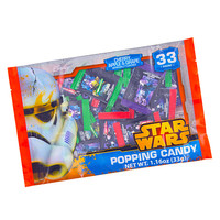 Star Wars Popping Candy Packs: 33-Piece Bag
