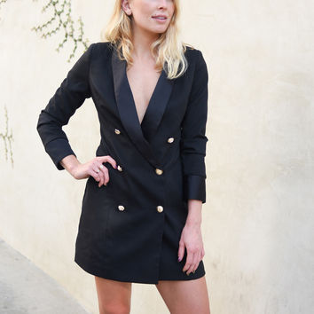 Lioness Palermo Blazer Dress