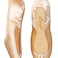 Capezio Glisse Pointe Shoe in W and WW fittings - Dancing in the Street