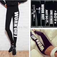 S-XL 2015 Spring-Summer Women's Sports Leggings Fashion High Elastic Trousers Comfortable Cultivate Morality Pants Leggings