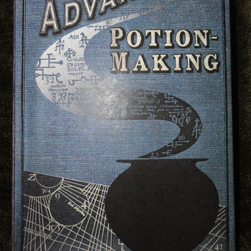 photograph relating to Advanced Potion Making Printable named Highly developed Potion Producing Ebook // Harry Potter Potions through wiirenet