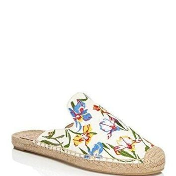 CREY3DS Tory Burch Max Floral Espadrilles