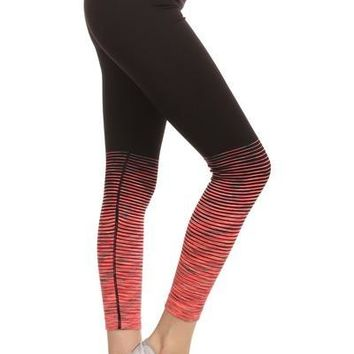 Fold Over Pants Yoga Pants