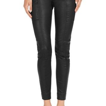 J Brand Jeans - L1290 Leather Byrnes by J Brand