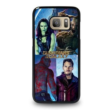 GUARDIANS OF THE GALAXY Samsung Galaxy S7 Case Cover
