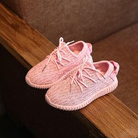 Children's shoes boys girls yeezy shoes