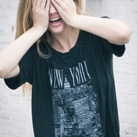 ASHLEY NEW YORK TOP