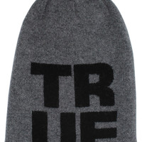 True Religion Jeans Men's Slouchy Knit Beanie Hat Cap