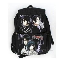 Amazon.com: Black Butler Full Size School Backpack: Everything Else