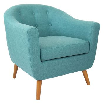 Rockwell Chair Teal