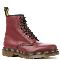 The 1460 8-Eye Boot in Cherry Red
