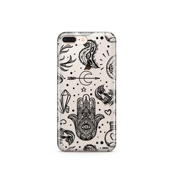 Gypsy Style - Clear TPU Case Cover