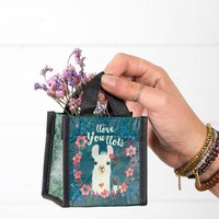 Llove You Lots Recycled Tiny Gift Bag