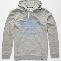 Adidas Adv Mens Hoodie Grey  In Sizes