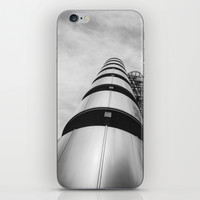Lloyds building iPhone & iPod Skin by Architect´s Eye | Society6