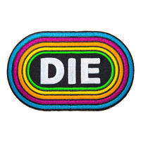 Die Oversized Patch