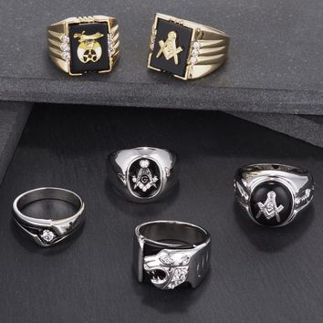 Statement Rings For Him
