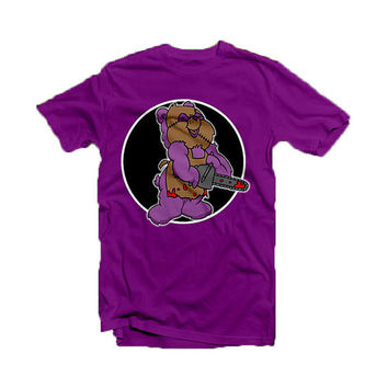 Care Bear Leatherface - Texas Chainsaw Massacre / Care Bear parody - tee shirt