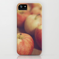 Apples iPhone & iPod Case by Dena Brender Photography
