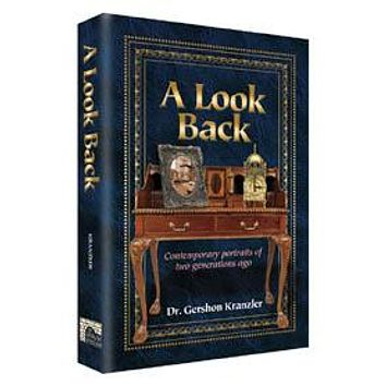 A look back (hard cover)
