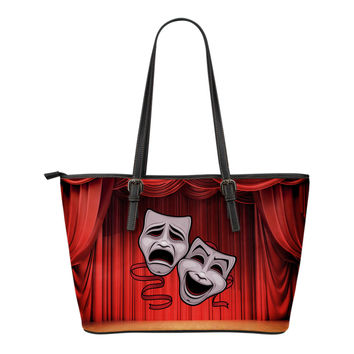 Theater Lovers Tote Bag