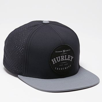 Hurley Oswego 2.0 Trucker Hat - Mens Backpack - Black - One 2c101c189ed
