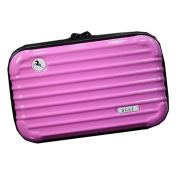 Personalized Makeup Bags Cosmetic Bags Cosmetic Pouches, Pink