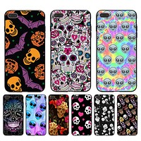 Skull Fashion Luxury Phone Case for Apple iPhone