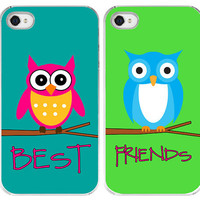 Best Friends custom iphone case. avaliable in 4,4s or 5
