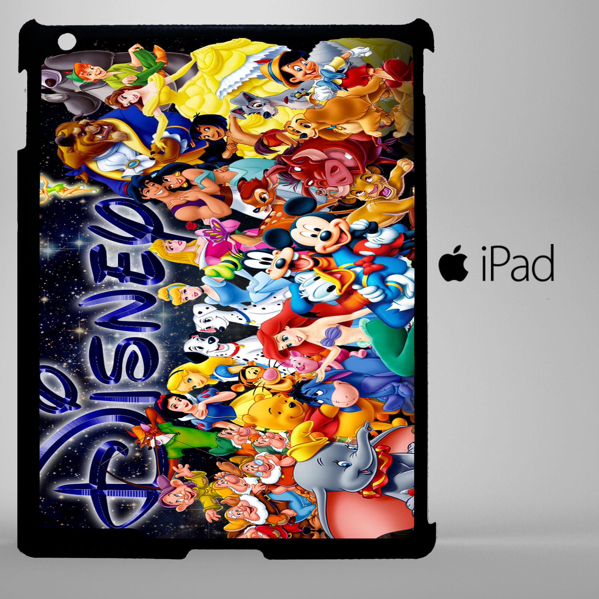 All Character Disney Ipad 2 Ipad 3 Ipad From Xevorn Com