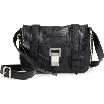 Proenza Schouler Mini PS1 Lambskin Leather Crossbody Bag | Nordstrom