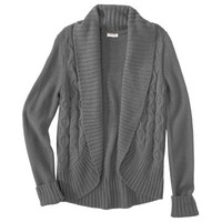 Mossimo Supply Co. Juniors Open Cocoon Cardigan - Assorted Colors