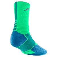 Men's Nike KD Hyper Elite Basketball Crew Socks- Large
