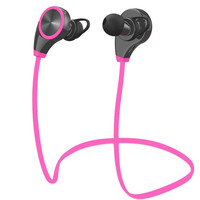 VIYAO Wireless Bluetooth Sport Headphone with/Mic for Running Stereo Earbuds ...